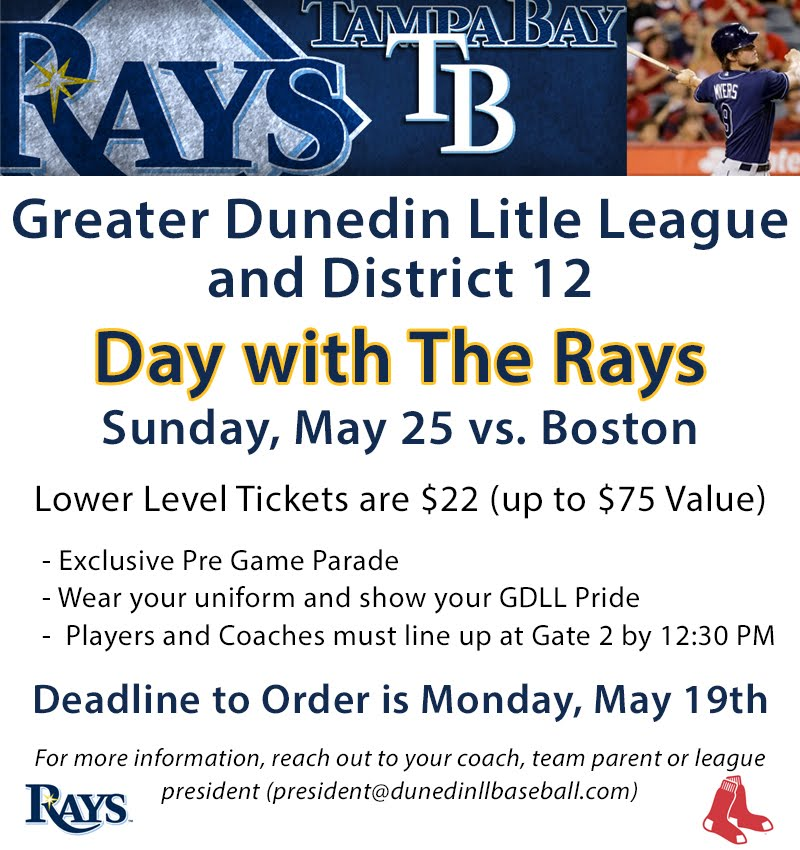 2014 Day with the Rays